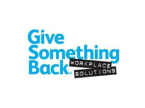Give Something Back Workplace Solutions - Office Supplies