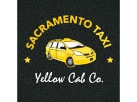 Sacramento Taxi Yellow Cab - Taxi Companies