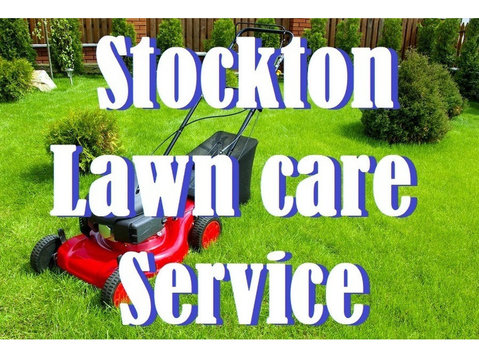 Stockton Lawn Care Service - Gardeners & Landscaping