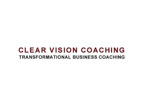 Clear Vision Coaching - Consultancy