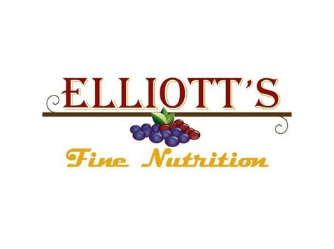 Elliott's Fine Nutrition - Organic food