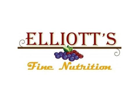 Elliott's Fine Nutrition - Organic food
