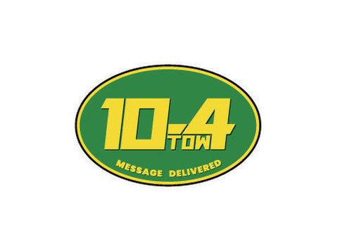 10-4 Tow Of Stockton - Car Transportation