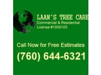 Laan's Tree Care - Home & Garden Services