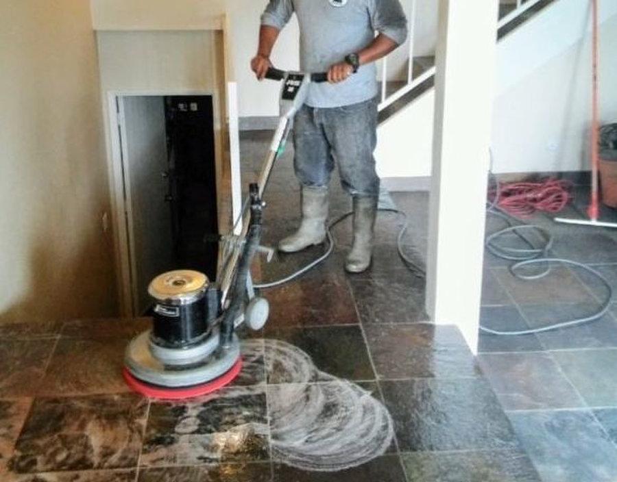 San diego 39 s concrete contractors cal clean seal for Concrete floor cleaning contractors