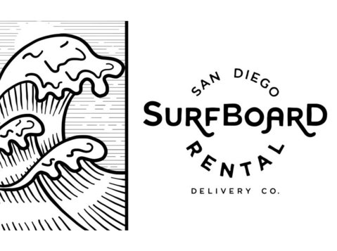San Diego surfboard rental delivery co - Water Sports, Diving & Scuba