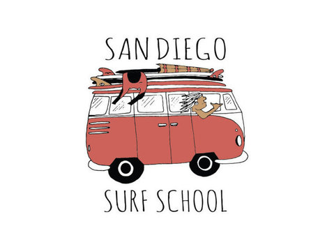 San Diego Surf School - Water Sports, Diving & Scuba