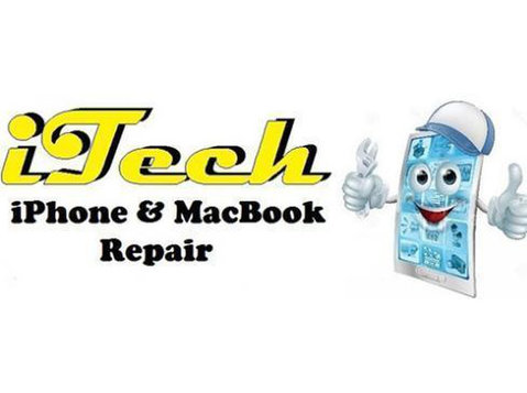 iTech iPhone & MacBook Repair - Computer shops, sales & repairs