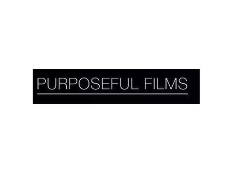 Purposeful Films & Digital Media - TV, Radio & Print Media