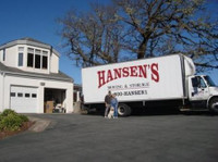 Hansen's Moving & Storage (2) - Storage