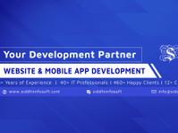 Mobile App Development Company - Siddhi Infosoft (1) - Бизнес и Мрежи