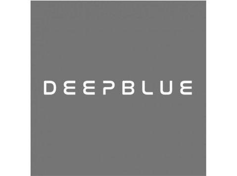 Deepblue - Webdesign