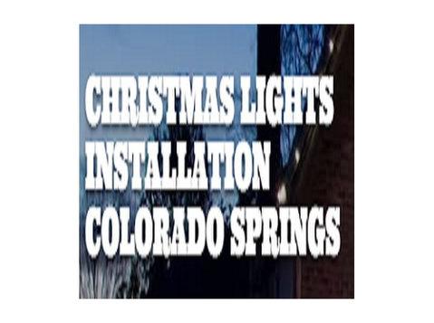 Christmas Lights Installation Colorado Springs - Electricians