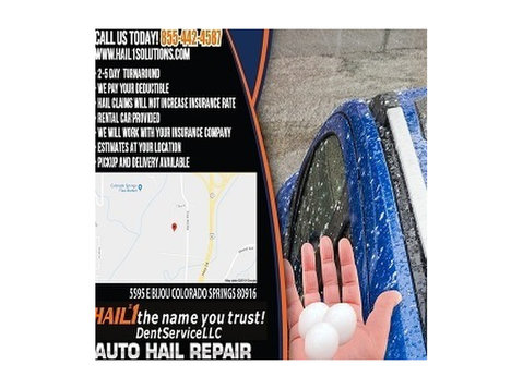 Hail 1 Solutions Llc - Car Repairs & Motor Service