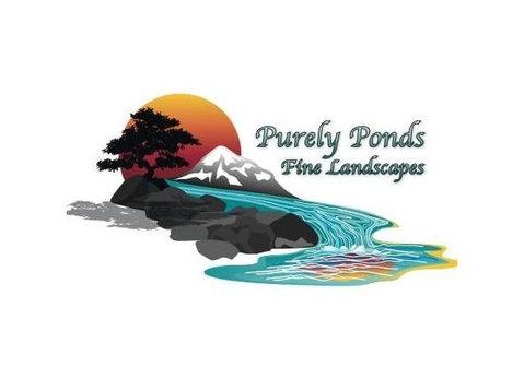Purely Ponds Fine Landscapes - Gardeners & Landscaping