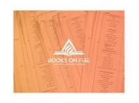 Books on Fire (1) - Business Accountants