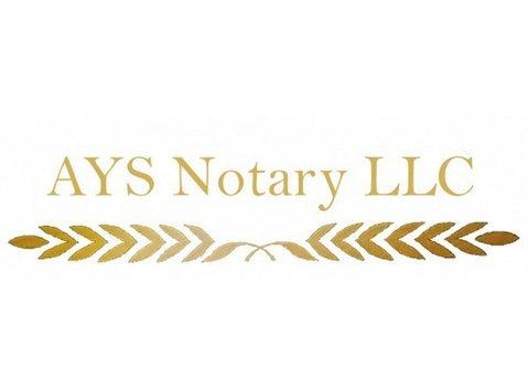 AYS Notary LLC - Notaries
