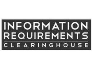 Information Requirements Clearinghouse - Company formation