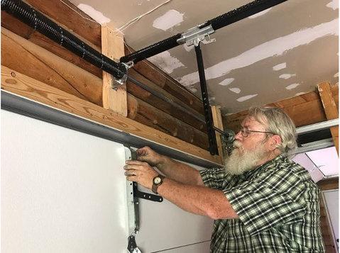Alan's Garage Door Service - Windows, Doors & Conservatories