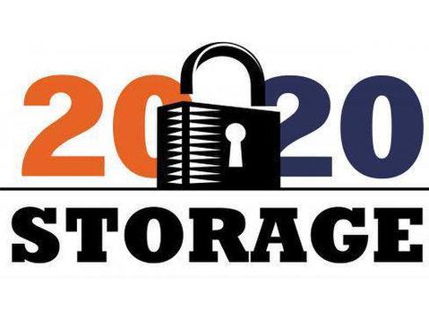 2020 Storage - Storage