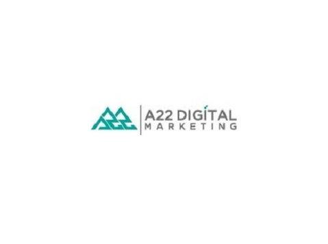A22 Digital Marketing - Marketing & PR