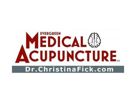 Evergreen Medical Acupuncture, LLC - Acupuncture
