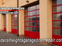 Federal Heights Garage Door Repair (2) - Security services