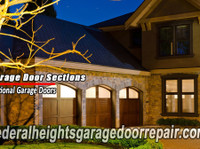 Federal Heights Garage Door Repair (3) - Security services