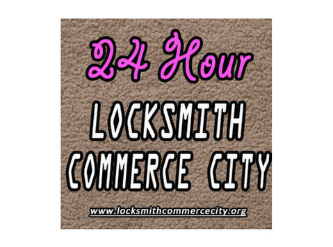 24 Hour Locksmith Commerce City - Security services