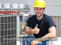 Broomfield Garage Door Repair (2) - Home & Garden Services