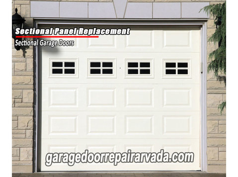 Arvada Garage Door Repair - Windows, Doors & Conservatories