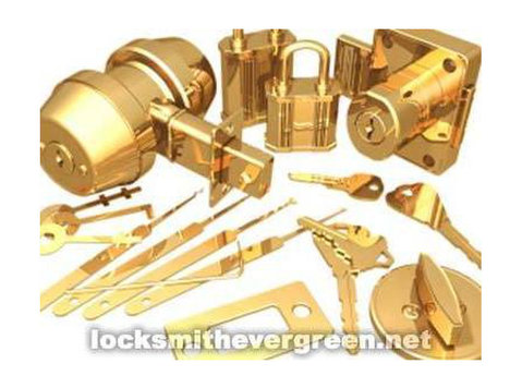 Mobile Locksmith Evergreen - Security services