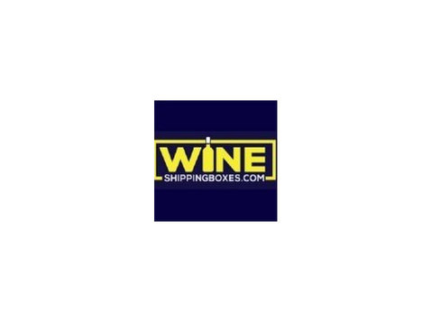 Wine Shipping Boxes - Storage