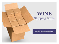 Wine Shipping Boxes (1) - Storage