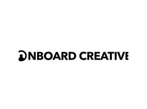 Onboard Creative - Webdesign
