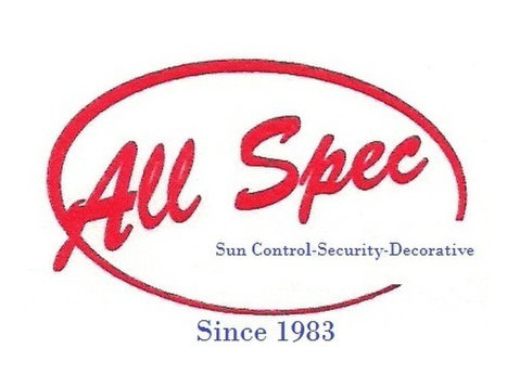 All Spec Sun Control - Windows, Doors & Conservatories