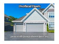 Gainesville Garage Door Repair (2) - Windows, Doors & Conservatories