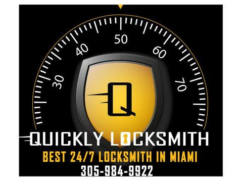 Quickly Locksmith Miami - Security services