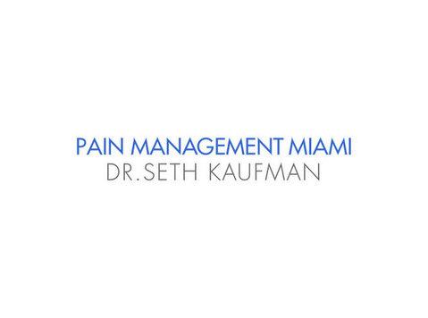 Pain Management Miami | Dr. Seth Kaufman - Doctors