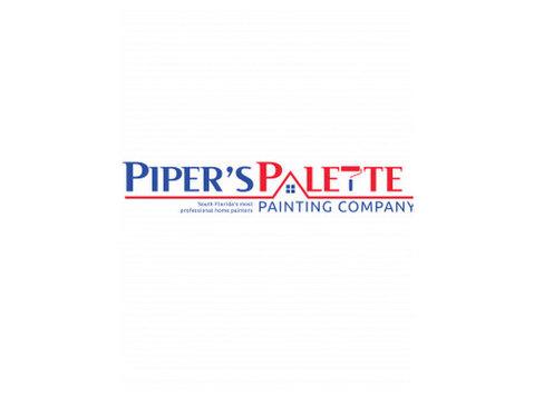 Piper's Palette Painting - Painters & Decorators