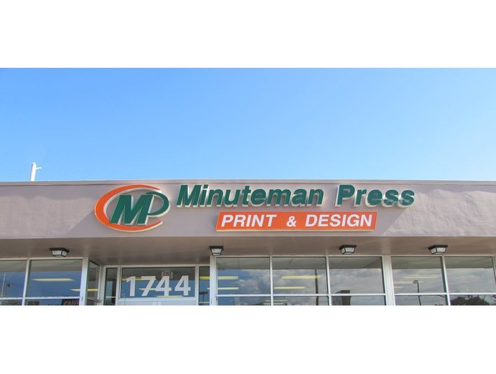 Minuteman Press of Fort Lauderdale - Print Services