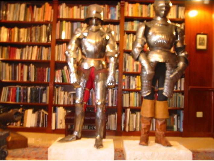 Andrew Garcia/Antique Armor - Secondhand & Antique Shops
