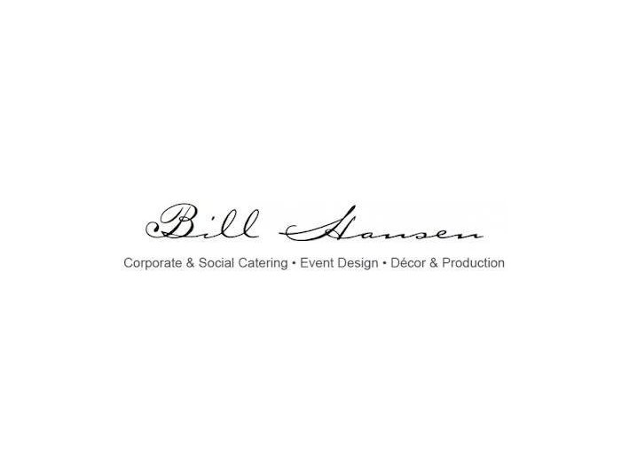 Bill Hansen Catering - Food & Drink