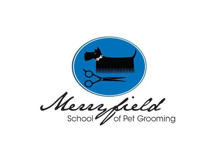 Merryfield School of Pet Grooming - Pet services