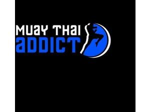 Muay Thai Addict - Clothes