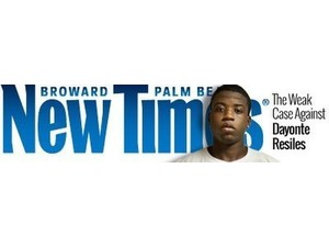 New Times Broward & Palm Beach - TV, Radio & Print Media