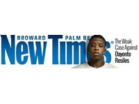 New Times Broward & Palm Beach - TV, Radio & Print Media