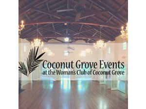 Woman's Club Of Coconut Grove​ - Expat Clubs & Associations