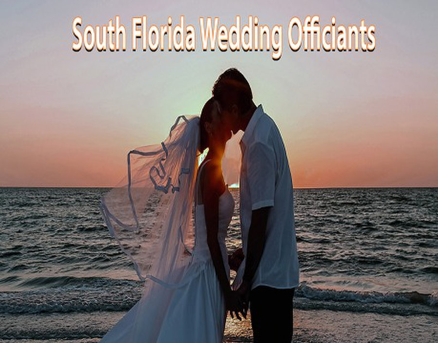 Wedding Officiants In Palm Beach County
