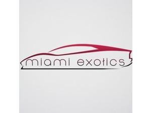 Miami Exotics - Car Rentals